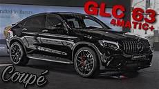 mercedes coupé 2018 mercedes amg glc 63 s 4matic coup 233 exterior interior v8 biturbo c253