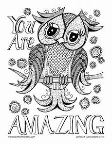 printable coloring pages for adults animals 17282 bojanke za odrasle najbolje besplatne slikovnice za štu owl coloring pages coloring