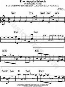 the imperial march sheet music from star wars the empire strikes back piano music in 2019