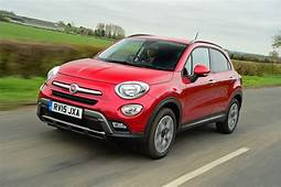 Fiat 500X Crossover Review  Auto Express