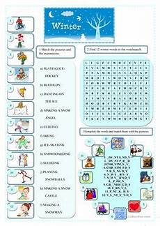 winter vacation esl worksheets 19994 17 free esl winter worksheets