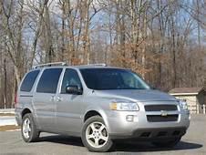 Find Used 2006 Chevrolet Uplander LT AWD Minivan Mini Van