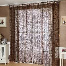 gardinen braun braun gardinen charmant on in transparente vorh 228 nge und