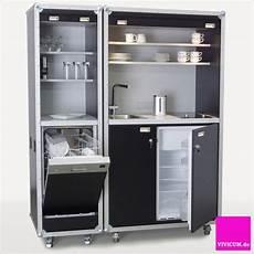 küche im schrank vivicum kitchencase beistellschrank light version