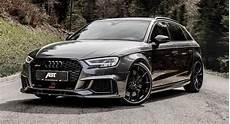 Abt S 493hp Audi Rs3 Sportback Can Outrun Not So