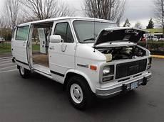 how to work on cars 1993 gmc vandura 3500 electronic throttle control 1993 gmc vandura g25 2500 cargo van