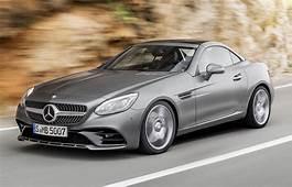 Mercedes Benz SLC R 172 2015  BENZ SLK
