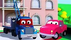 carl der transformer truck und der in car city