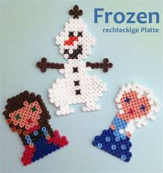 Gantungan Kunci Frozen Olav Set 2 frozen hama hama perler broderi og m 248 nster
