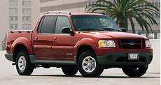 2001 explorer sport trac 4x2 one year road test motor trend