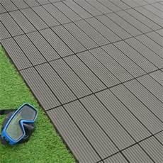 Dalle Terrasse Composite Dalle Terrasse Composite Gris Plusieurs Tailles