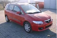 2004 Mazda Premacy Car Photo And Specs