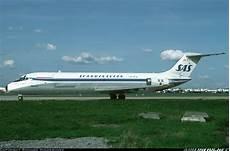 n940f mcdonnell douglas dc 9 33f scandinavian airlines sas