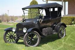 1919 Ford Model T Touring  OLDMOTORSGUYCOM