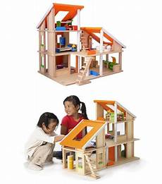 plan toy chalet doll house with furniture plan toys chalet dollhouse with furniture modern baby