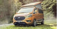ford transit custom cer ford s transit custom nugget compete with the volkswagen