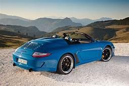 Porsche 911 Speedster  2011 Cartype