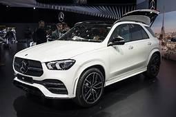 2020 Mercedes Benz GLE Class Paris Auto Show  Autotrader