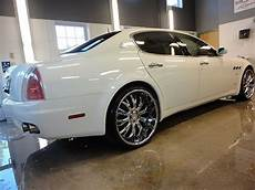 automobile air conditioning service 2009 maserati quattroporte transmission control find used 2006 maserati quattroporte executive gt nc forged wheels tubi exhaust k 40 radar in