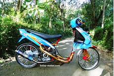 Modifikasi Motor Mio Smile by Yamaha Mio 2008 Cilacap Modif Anti Telat Sekolah