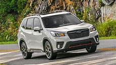 2019 Subaru Forester Drive Review Automobile Magazine