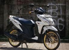 Vario 125 Modif Simple by Konsep Modifikasi Honda Vario 125 Simple Sangat Cocok Buat