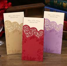 aliexpress com buy 50pcs luxury wedding invitations card elegant party invitation card wedding