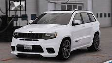 trackhawk jeep grand srt8 replace gta5 mods