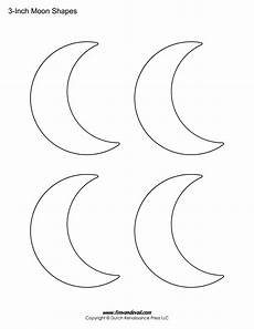 shapes worksheets ks4 1159 blank moon templates printable shapes template worksheet for preschool animal adaptation