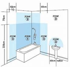 Bathroom Lights Outside Zones by Bathroom Lighting Zones Explained Ip Ratings Explained
