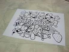 Menggambar Doodle Sederhana Tapi Keren