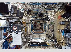 who is in the international space station