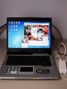 asus z9200 notebook laptop 2gb ram windows 7 ultimate