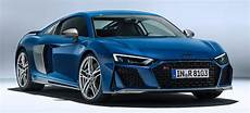 Audi R8 Facelift - 2019 audi r8 facelift revealed