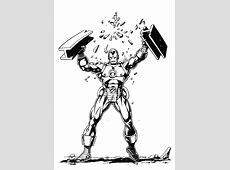 Malvorlagen fur kinder   Ausmalbilder Iron Man kostenlos