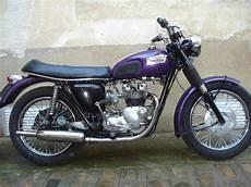 Triumph D Occasion Triumph T100 1970