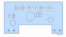 puegeot 407 sw 2007 fuse box block circuit breaker diagram 187 carfusebox
