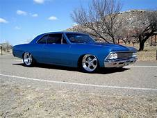 Pro Touring 66 Chevelle 502 With The Ideal Stance  Rides