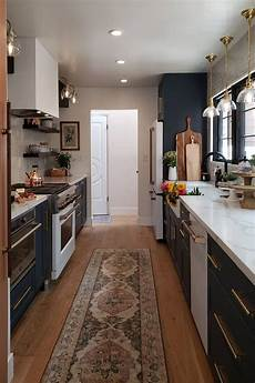 41 best galley kitchen designs ideas for rooms of all sizes 2020