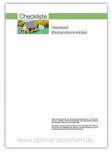 Checkliste Hauskauf Gebraucht - checkliste hauskauf eine gebrauchte immobilie sicher erwerben