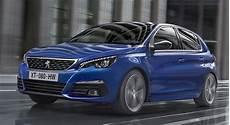 Peugeot 308 Facelift Revealed With New Engines 8at