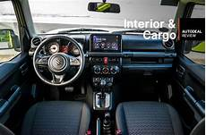 suzuki jimny 2019 interior 2019 suzuki jimny interior cargo space review autodeal