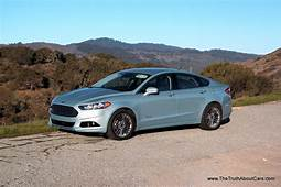 Review 2013 Ford Fusion Hybrid Video  The Truth About Cars