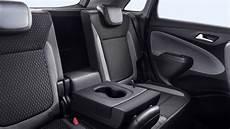 Medidas Opel Crossland X 2017 Maletero E Interior