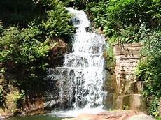File Japanischer Garten 170705 002 Wasserfall Jpg
