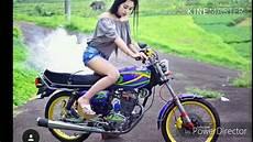 Gl Modif Herex by Gl 100 Modif Cewek Cantik Moto Cb