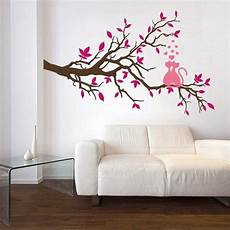 Home Decor Wall Painting Ideas by 21 Charming Interior Decorating Ideas With Cat Stickers