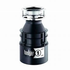Kitchen Garbage Disposals Reviews by Insinkerator Badger 1 1 3 Hp Garbage Disposal