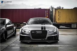 Wide Body Kit For Audi A5 / S5 8T  SR66 Design