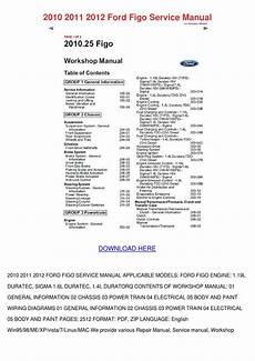 manual repair free 2011 ford e350 engine control 2010 2011 2012 ford figo service manual by julianehobbs7 issuu